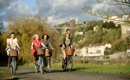 Wine Tasting Tour | Cycle the City Bristol