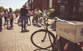 Wine tasting cycle tour