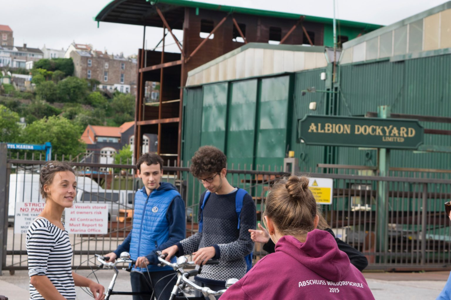 Bristol's better by bike
